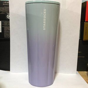 Starbucks Stainless Steel Cold Cup Tumbler, Ombré
